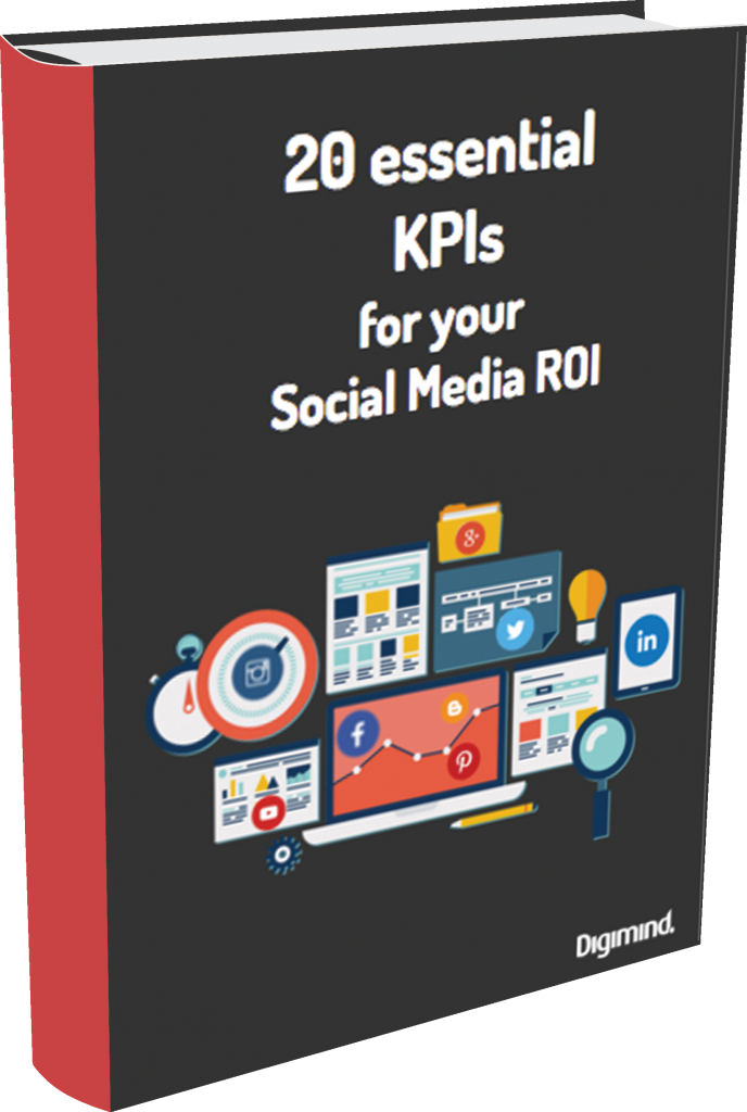 20 essential KPIs for your social media ROI ebook