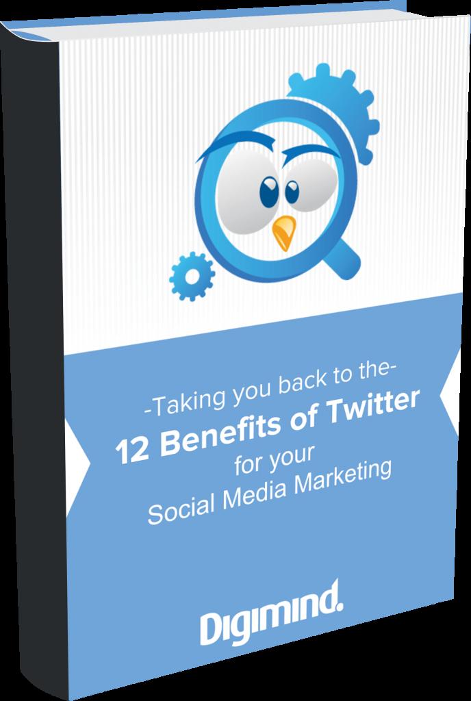 Benefits of Twitter ebook