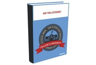Social media listening ebook