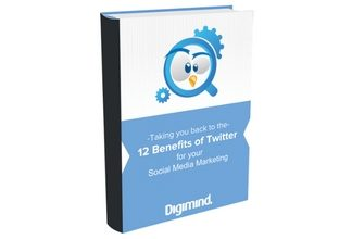 Benefits of Twitter ebook
